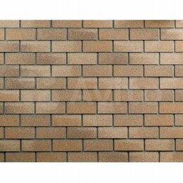 Фасадные панели - Фасадная плитка Hauberk песчаный кирпич м2, 0