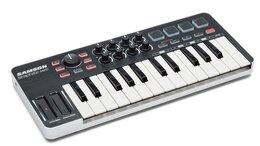 Клавишные инструменты - SAMSON Graphite M25 mini USB/MIDI клавиатура, 0
