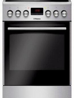 Плиты и варочные панели - Стеклокерамическая плита Hаnsа FCCХ-59493, 0