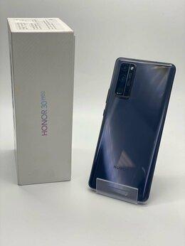 Мобильные телефоны - Honor 30Pro+ 8/256GB Серебристый Витринный, 0