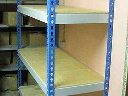 Стеллажи и этажерки - Стеллаж складской металлический (нагрузка на…, 0