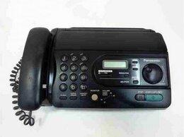 Факсы - Факс Panasonic KX-FT31RS, 0