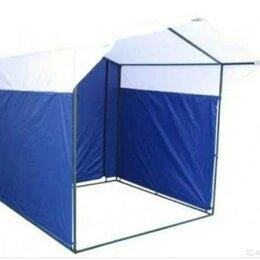 Рекламные конструкции и материалы - торговая палатка, 0