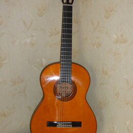 Акустические и классические гитары - Классическая гитара Morris m-20. Made in Japan, 0