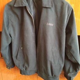Куртки - Куртка мужская демисезоная, 0