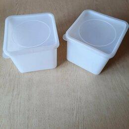 Ёмкости для хранения - Банка для сыпучих пластмассовая - 5 шт, 0