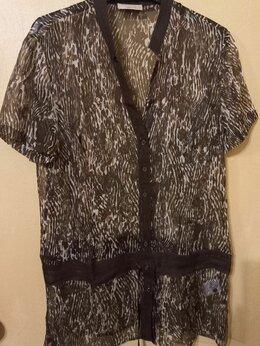 Блузки и кофточки - Туника из шелка, 0
