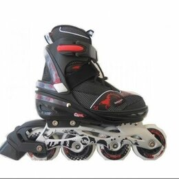 Роликовые коньки - Раздвижные роликовые коньки Senhai Racer, 0