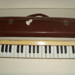 Прочие духовые инструменты - Гармоника духовая Мелодия-3 времен СССР, в футляре., 0