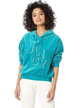 Толстовки - Пуловер велюровый Juicy Couture, р-р L, 0