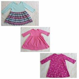 Платья и сарафаны - Платья на девочку с 1-2 лет:Gymboree , Carters, Baby Go, 0