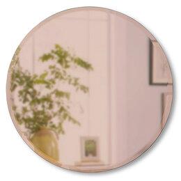 Зеркала - Зеркало настенное hub d91 см медь, 0