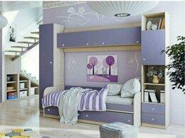 Кроватки - Детская мебель Барби(кровать с матрасом), 0