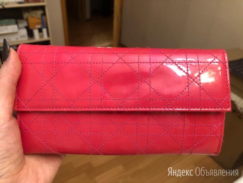 Кошелёк Dior оригинал  по цене 6000₽ - Кошельки, фото 0