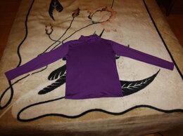 Рубашки и блузы - Водолазка сиреневая для девочки рост 146, 0