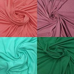 Рукоделие, поделки и товары для них - Ткань трикотажная вискоза разные цвета, 0