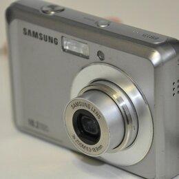 Фотоаппараты - Фотоаппарат Samsung ES15, 0