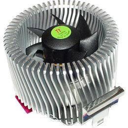 Кулеры и системы охлаждения - Кулер для процессоров AMD Athlon AMD duron Intel celeron Intel Pentium 3 , 0