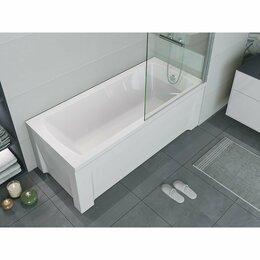 Ванны - Акриловая ванна Erlit ERA 150x70+каркас, 0