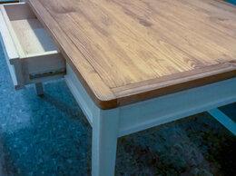 Столы и столики - Стол обеденный из дерева, 0