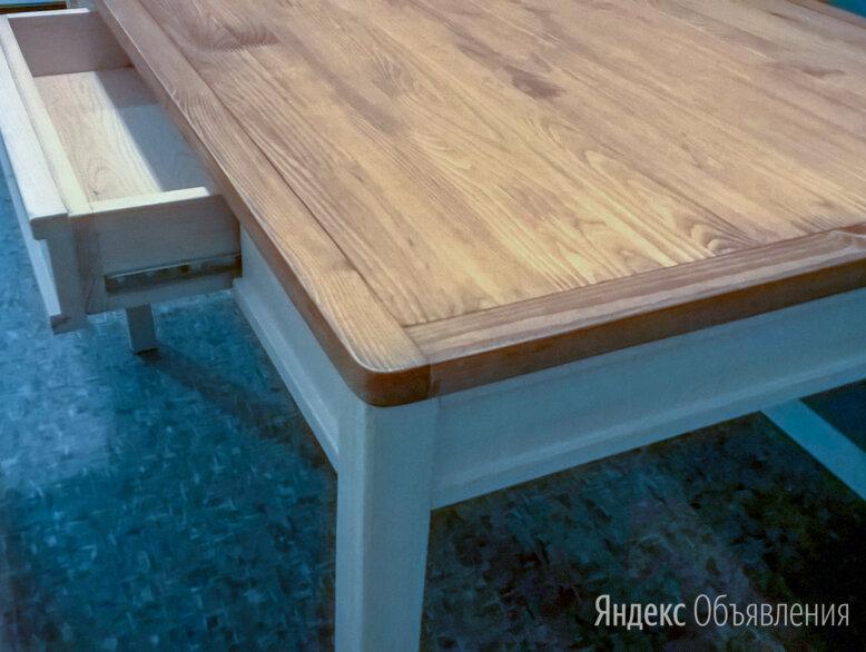 Стол обеденный из дерева по цене 10000₽ - Столы и столики, фото 0