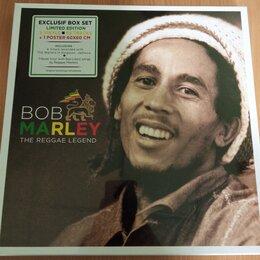 Виниловые пластинки - Виниловая пластинка BOB MARLEY - The Reggae Legend (5LP), 0