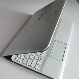 Ноутбуки - Ноутбук sony vaio SVE151J11V, 0