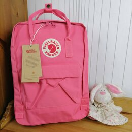 Рюкзаки - Рюкзак Kanken Classic (Peach Pink), 0