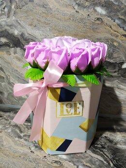 Цветы, букеты, композиции - Мыльные Розы, 0