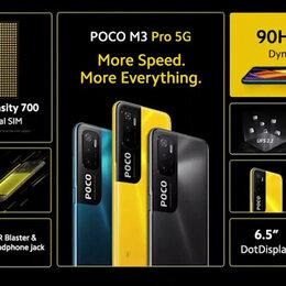 Мобильные телефоны - Xiaomi Poco m3 PRO 5G NFC.Global.Новые, 0