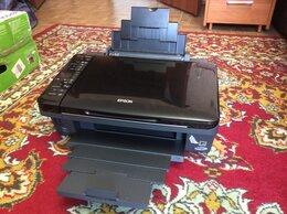 Принтеры и МФУ - Epson SX420W с Wi-Fi отличное состояние заправлен, 0