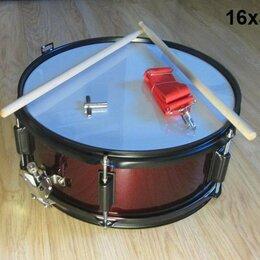 Ударные установки и инструменты - Барабан маршевый 16х37, 0