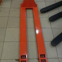 Грузоподъемное оборудование - Гидравлическая тележка с удлиненными вилами HelpeR, 0