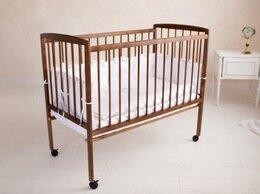 Кроватки - Кровать Incanto Golden baby колесо цвет венге, 0