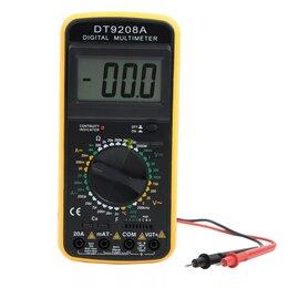 Измерительные инструменты и приборы - Мультиметр цифровой Digital DT9208A, 0