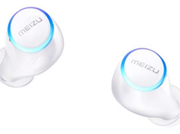 Наушники и Bluetooth-гарнитуры - Наушники Meizu POP2 (белый), 0
