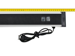 Оборудование для аквариумов и террариумов - LED светильник для аквариума 90 см светодиодный, 0
