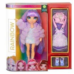 Куклы и пупсы - Кукла Rainbow High Fashion, 0