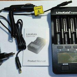 Зарядные устройства и адаптеры питания - Liitokala Lii-500 - умное зарядное устройство, 0