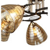 Потолочная люстра Бомпорто по цене 1500₽ - Люстры и потолочные светильники, фото 1