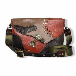 Сумки - Мужская дизайнерская сумка через плечо из…, 0