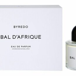 Парфюмерия - BAL D'AFRIQUE BYREDO 100 ML, 0