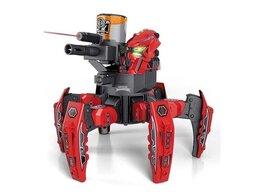 Радиоуправляемые игрушки - Р/У боевой робот-паук Space Warrior, лазер,…, 0