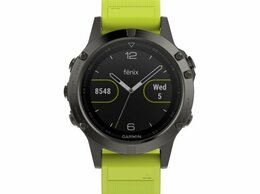 Умные часы и браслеты - Garmin Fenix 5 Sapphire edition. Новые, 0