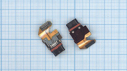Шлейфы - Шлейф разъема питания для Sony Xperia Z5 E6653…, 0