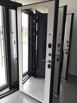 Входные двери - РАСПРОДАЖА. Дверь Металл 100 мм Монарх зеркалом.…, 0