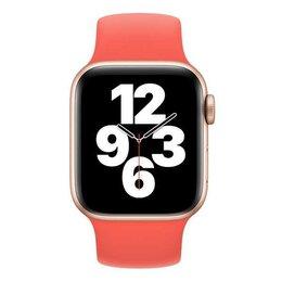 Аксессуары для умных часов и браслетов - Монобраслет для Apple watch 44mm Pink Citrus…, 0