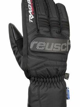 Перчатки и варежки - Перчатки г/л REUSCH Ski Race VC RTEX XT blk/wht м., 0