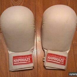 Перчатки для единоборств - Детские кожаные перчатки для единоборств., 0