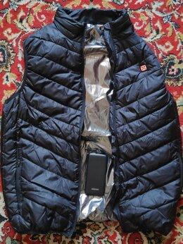 Жилеты - Куртка безрукавка с подогревом, 0